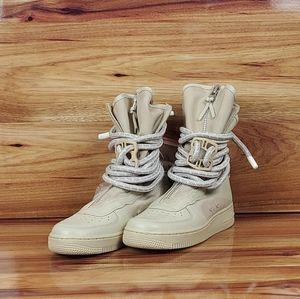 "Nike SF Air Force 1 High   ""Rattan"""
